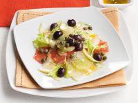 insalatina di agrumi misti e olive nere ricetta Sale&Pepe