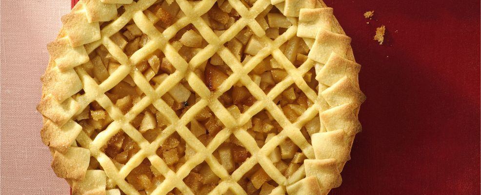 intagli arabesque crostata Sale&Pepe preparazione