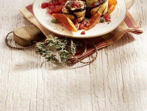 involtini di melanzane al tonno Sale&Pepe ricetta