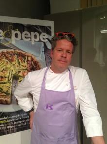 Intervista a Ernst Knam, ospite al #FoodExp