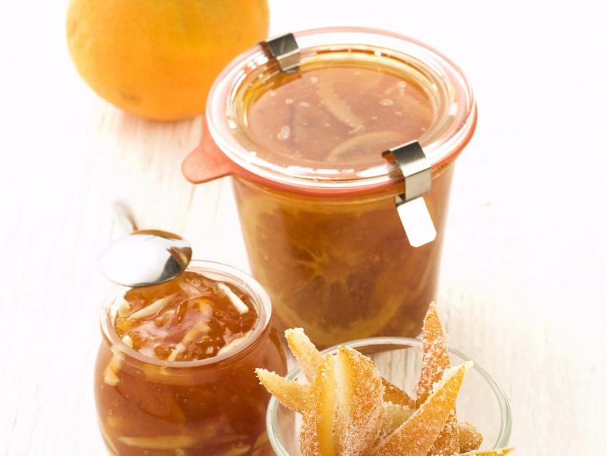 la-marmellata-di-arance preparazione