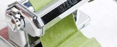 Ricetta la sfoglia verde