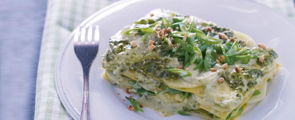 lasagne arricchite Sale&Pepe