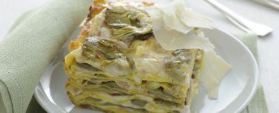 lasagne con crema di formaggi e Praga ricetta