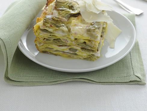 lasagne con crema di formaggi e Praga Sale&Pepe ricetta
