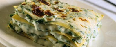 lasagne filanti alle erbe ricetta