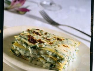 lasagne filanti alle erbe Sale&Pepe ricetta