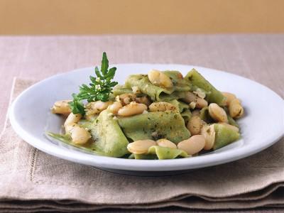 lasagnette-al-crescione-con-i-cannellini
