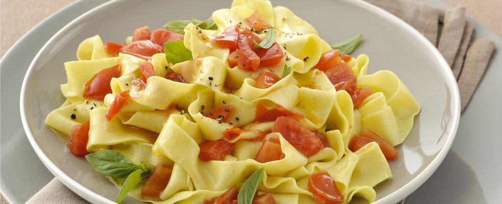 pappardelle Sale&Pepe ricetta