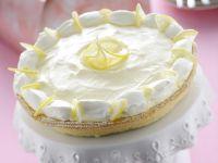 Lemon chiffon pie alla panna Sale&Pepe ricetta
