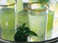 limonata-alla-menta ricetta