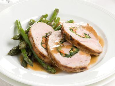 lonza-con-asparagi ricetta