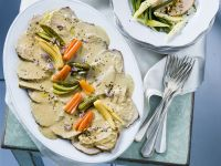 magatello tonnato all'antica Sale&Pepe ricetta