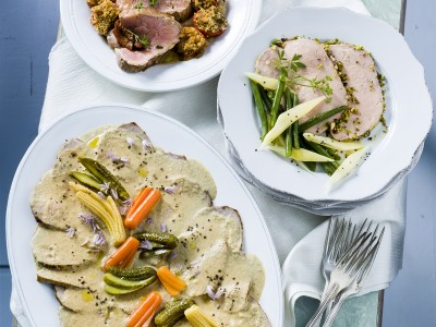 magatello tonnato all'antica ricetta