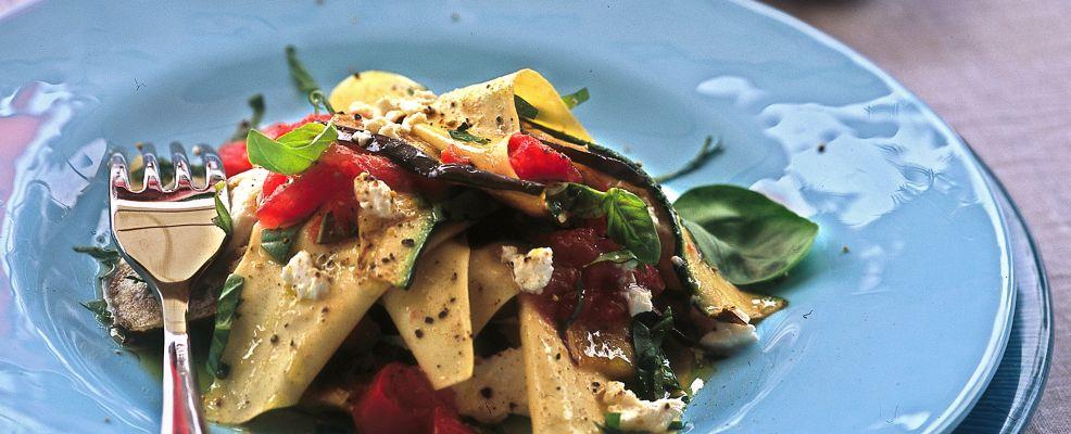 maltagliati-tiepidi-alle-verdure ricetta