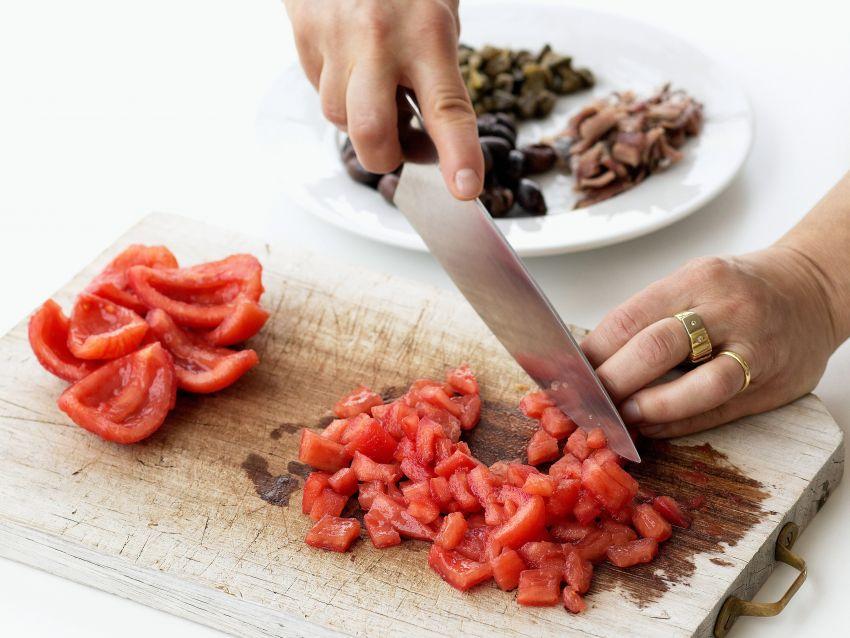 melanzane al forno ripiene Sale&Pepe ricetta