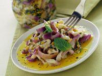 melanzane-sottolio-con-gremolata-di-agrumi ricetta
