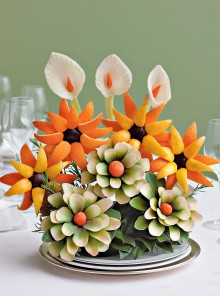 Bouquet millefiori profumato