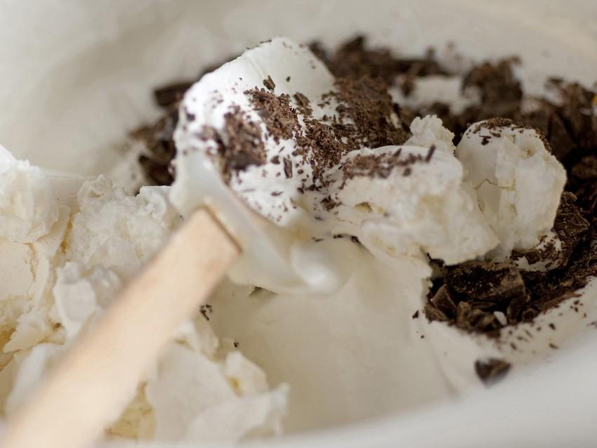 Meringata al cioccolato Sale&Pepe