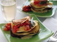 millefoglie alle melanzane ricetta Sale&Pepe