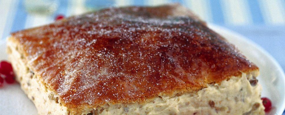 millefoglie-caramellata-con-datteri-al-vin-santo ricetta