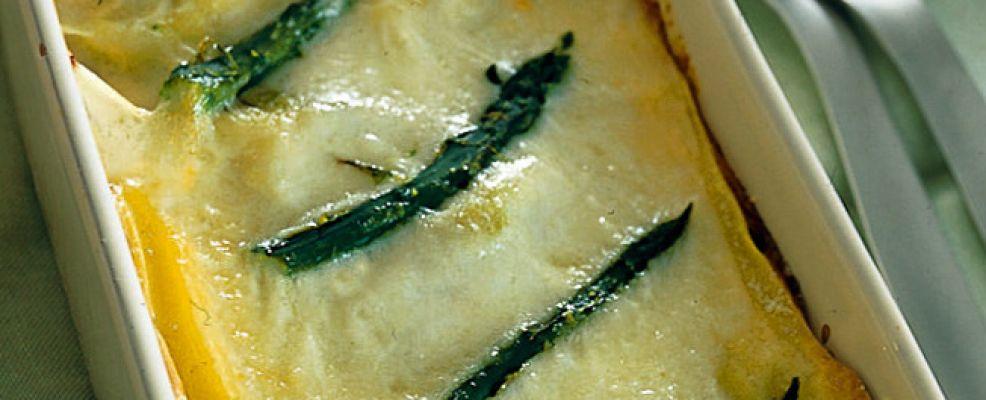millefoglie-gratinata-con-asparagi-e-pancetta step