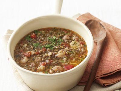 minestra-di-lenticchie-allabruzzese immagine