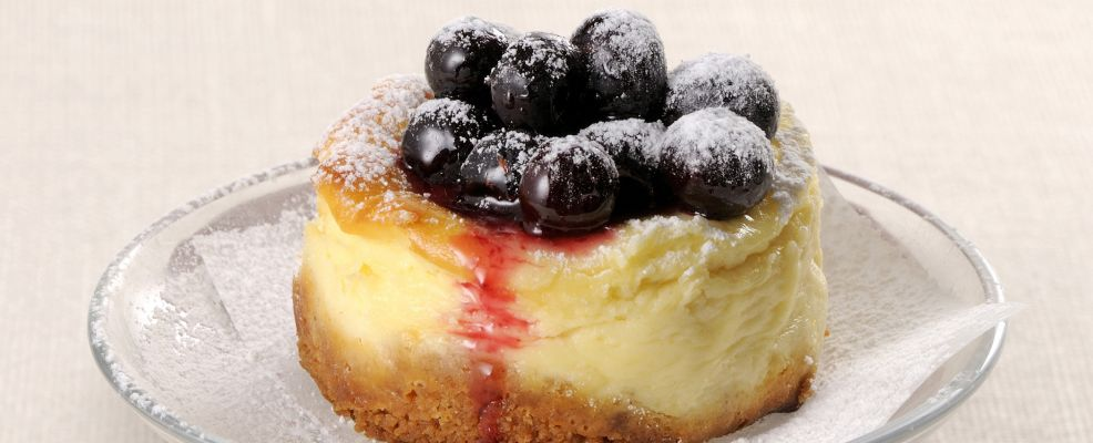 mini-cheesecake-ai-mirtilli ricetta Sale&Pepe