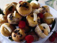 mini muffins con banane e cioccolato Sale&Pepe ricetta