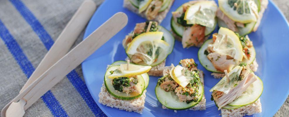 mini-open-sandwich