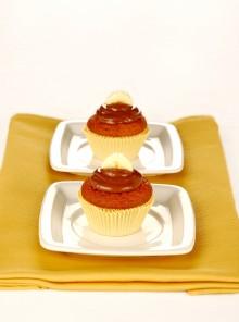 I muffin con crema alla nocciola
