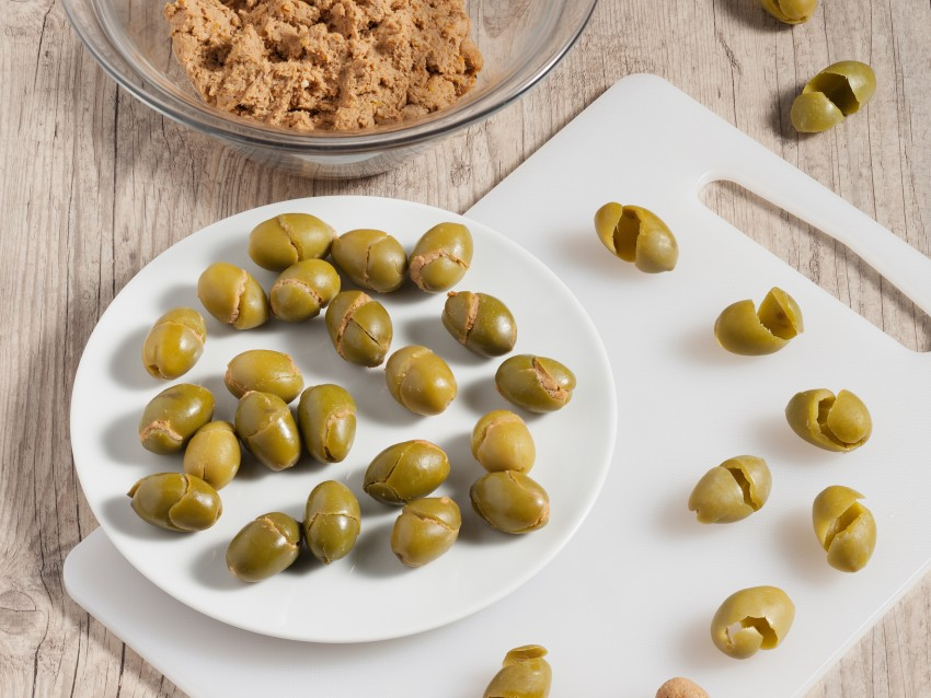 olive ripiene all'ascolana Sale&Pepe step