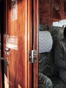 A bordo del Venice Simplon Orient Express