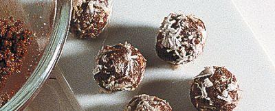 palline-di-biscotti-al-cioccolato ricetta