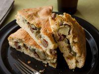 pane-con-salsiccia-e-carciofi ricetta