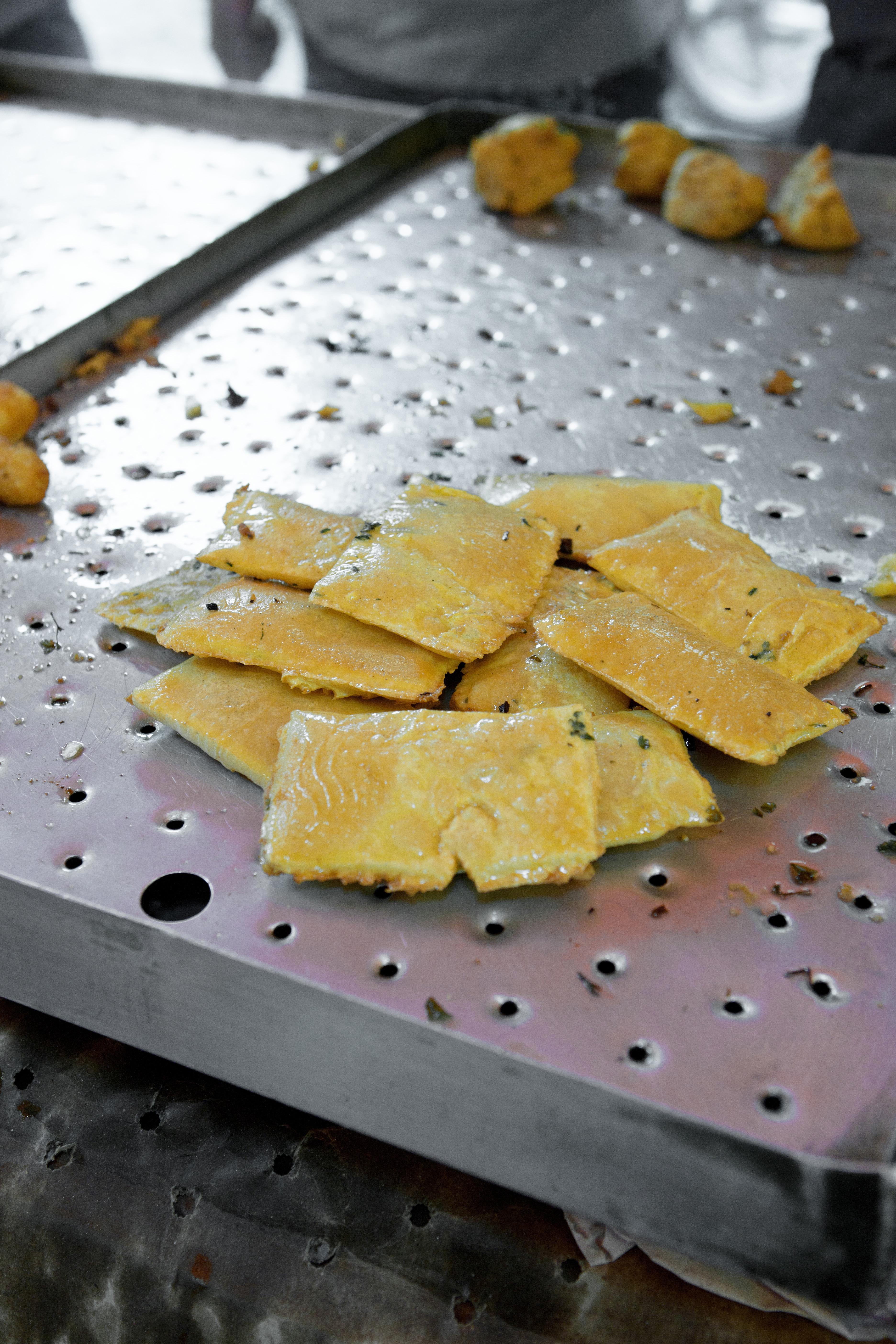 panelle (frittelle di ceci) ricetta