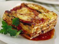 parmigiana di melanzane e zucchine alla griglia Sale&Pepe ricetta