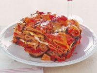 parmigiana di pasta e melanzane grigliate Sale&Pepe ricetta