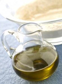 La pasta all'olio