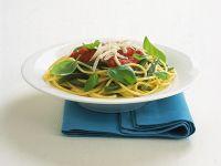 pasta-con-fagiolini-al-pomodoro