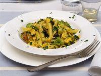 penne-con-broccoli-agli-aromi ricetta