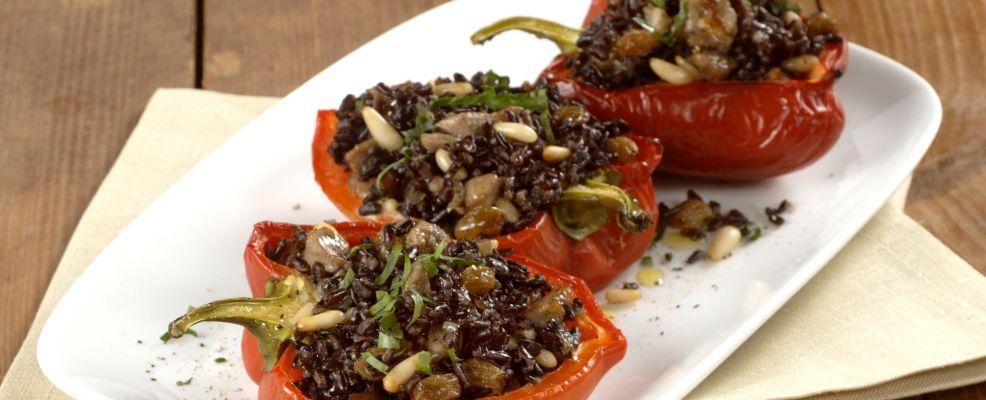 peperoni-ripieni-di-agnello-alluvetta-e-pinoli ricetta Sale&Pep