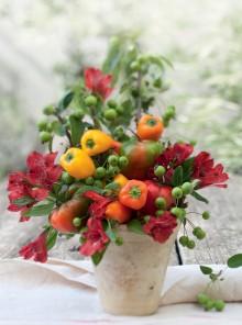 Peperoni e corolle