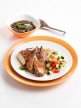 petti di pollo glassati in agrodolce Sale&Pepe ricetta