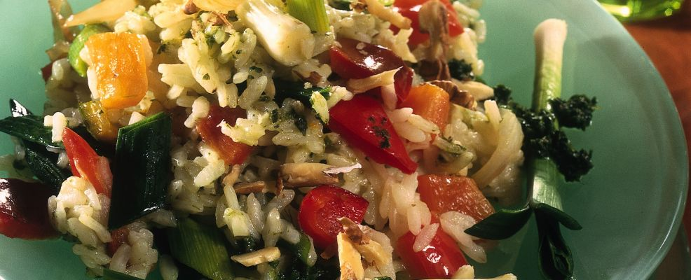 pilaf-di-riso-ai-porri ricetta Sale&Pepe