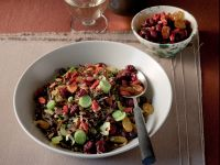 pilaf-di-riso-selvaggio-con-mirtilli-uvette-e-goji-berries ricetta Sale&Pepe