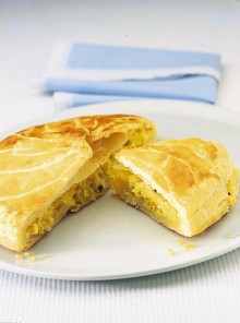 Il pithiviers alle mandorle