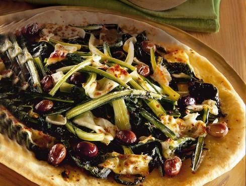 pizza piccante al primosale Sale&Pepe ricetta