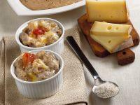 polenta di grano saraceno con cavolfiore e speck Sale&Pepe ricetta