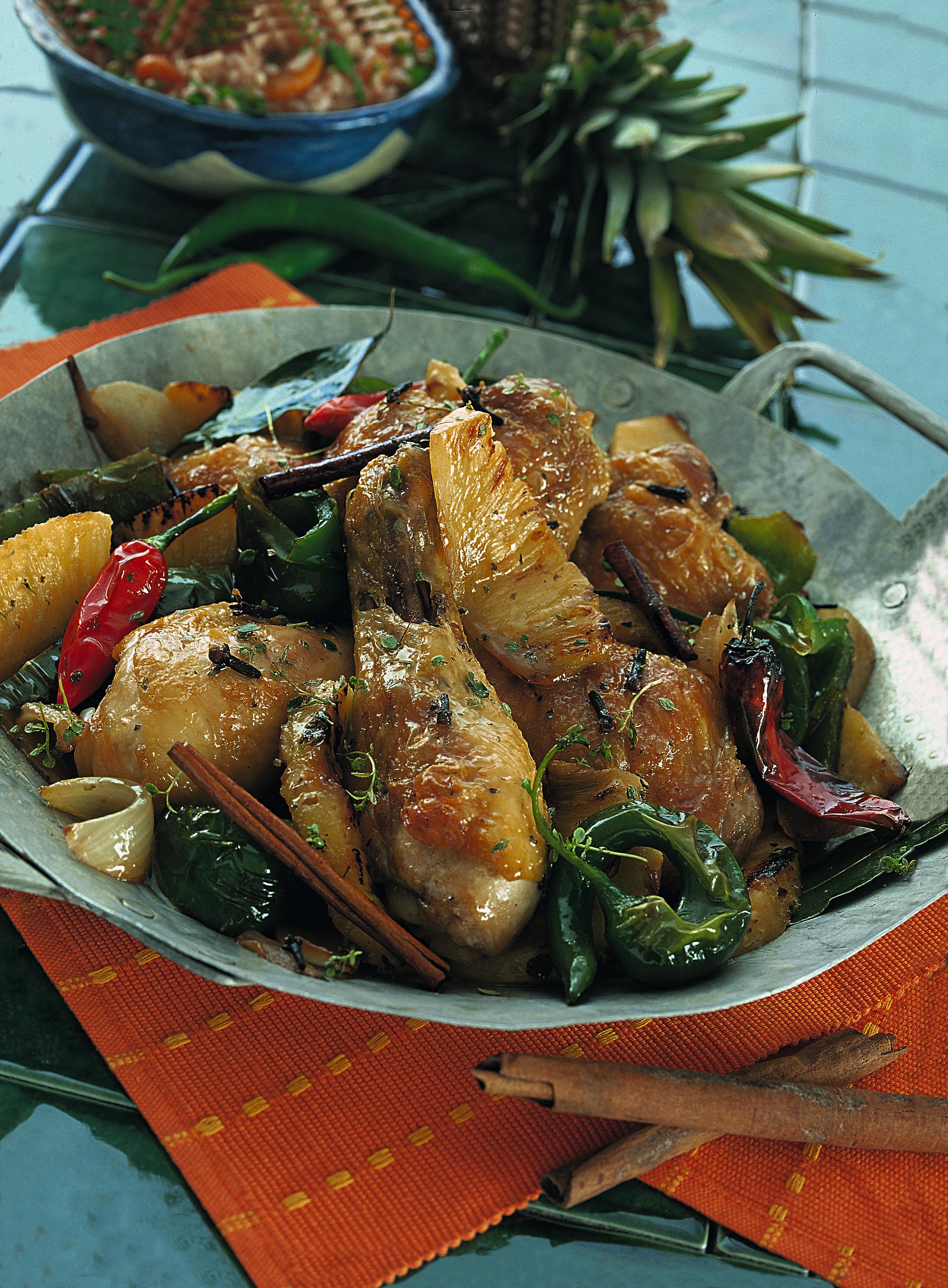 ricetta dieta di ali di pollo